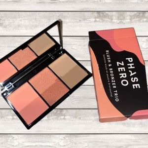 Phase Zero, Travel 3-in-1 Face Palette